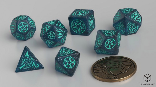 The Witcher Dice Set: Yennefer – Sorceress Supreme (7)