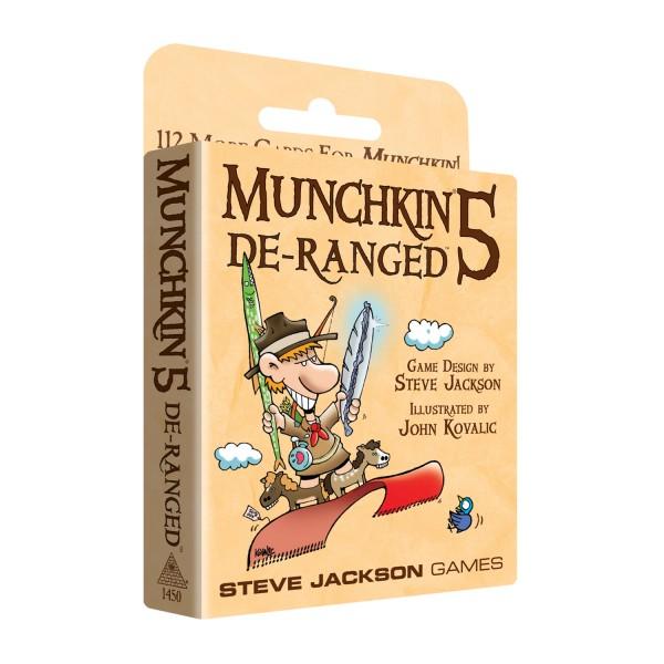 Munchkin 5: De-Ranged (englische Ausgabe)