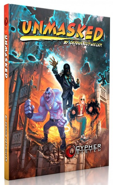 Cypher Systems: Unmasked