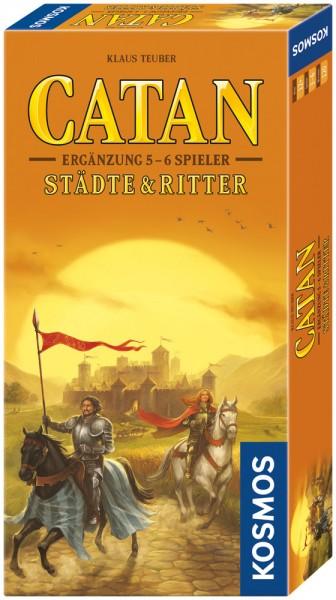 Catan: Städte&Ritter 5-6 Spieler [Erweiterung] *Neu*