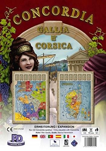 Concordia: Gallia/Corsica [Erweiterung]