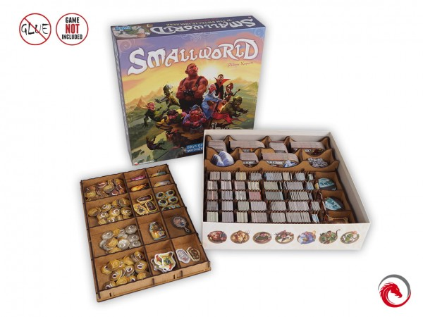 Insert: Small World + Expansions