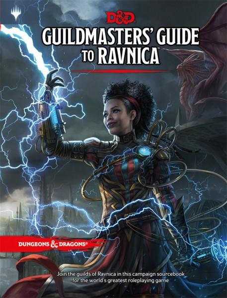 D&D: RPG Guildmasters' Guide to Ravnica (HC)