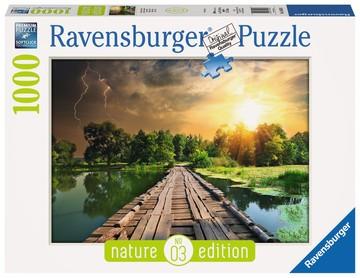 Puzzle: Mystisches Licht (1000 Teile)