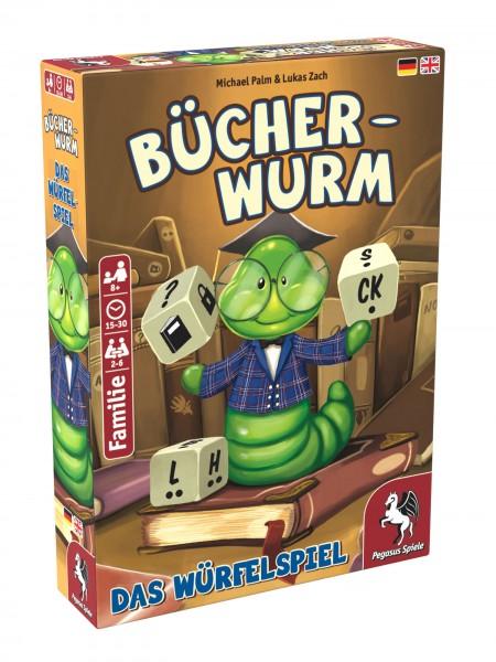 Bücherwurm - Das Würfelspiel