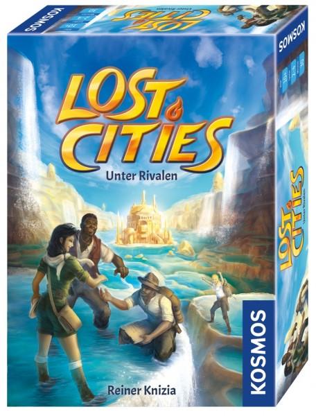 Lost Cities – Unter Rivalen