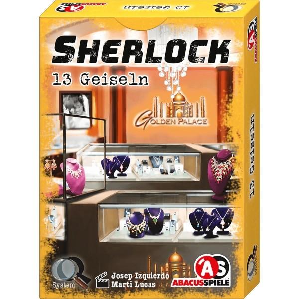 Sherlock – 13 Geiseln