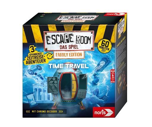 Escape Room – Time Travel (Familien Edition)