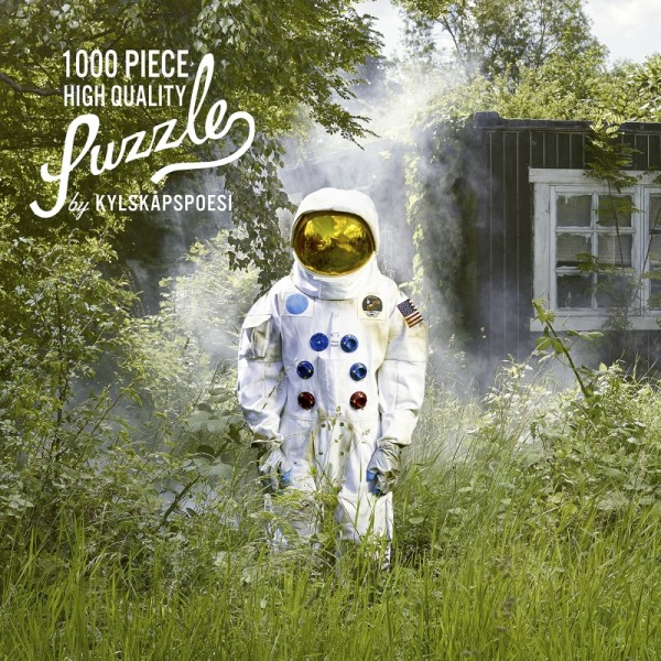 High Quality Puzzle Astronaut (1000 Teile)