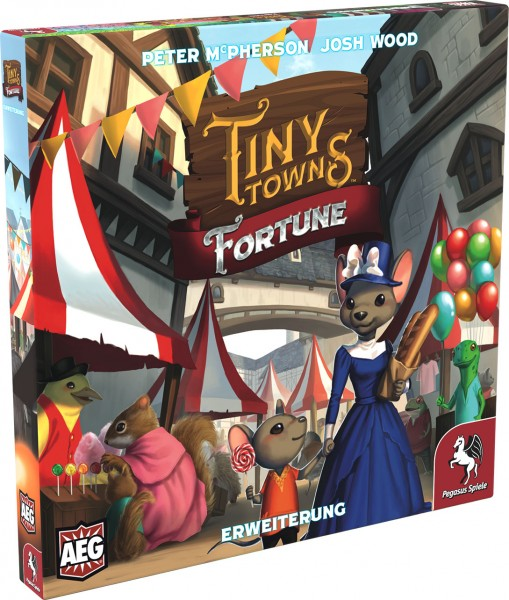 Tiny Towns: Fortune [Erweiterung]