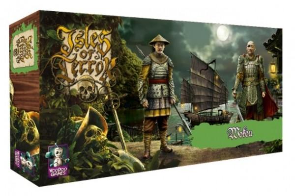 Isles of Terror: Wokou Faction [Expansion]