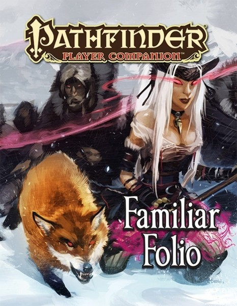 Pathfinder: Familiar Folio