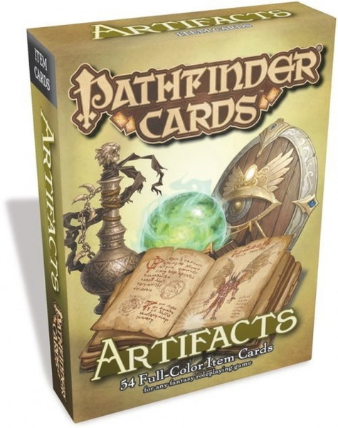 Pathfinder: GM Item Cards - Artifacts