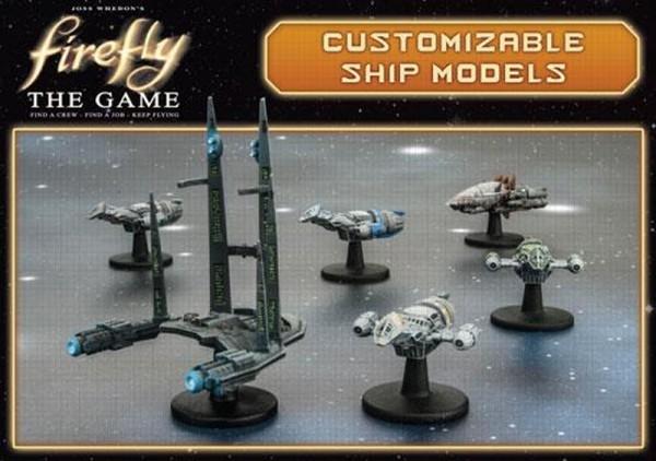 Firefly Models: Customizable Ship Models