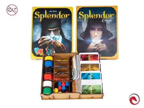 Insert: Splendor + Expansion
