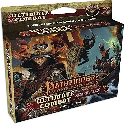 Pathfinder Adventure Card Game: Ultimate Combat Add-On