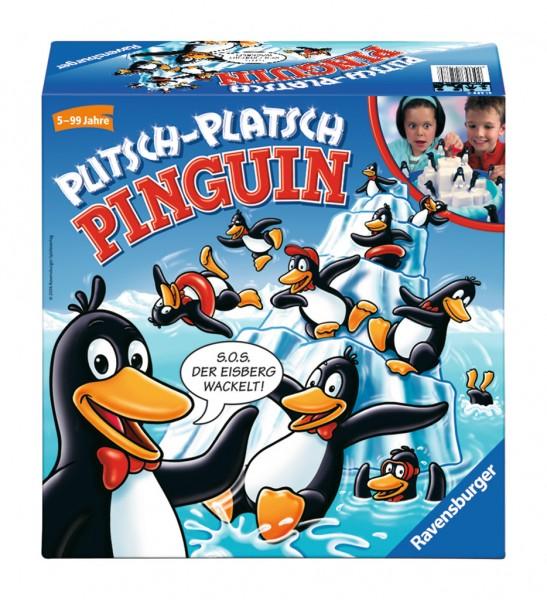 Plitsch-Platsch Pinguin – S.O.S Der Eisberg Wackelt *Neu*
