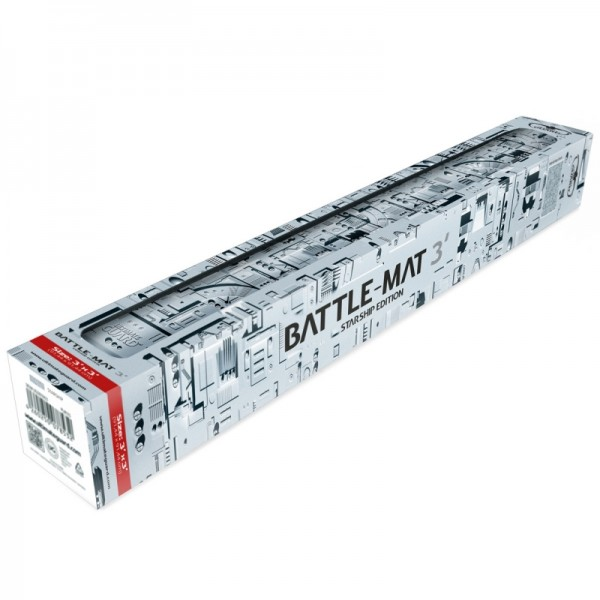 Ultimate Guard: Battle-Mat 3' Starship