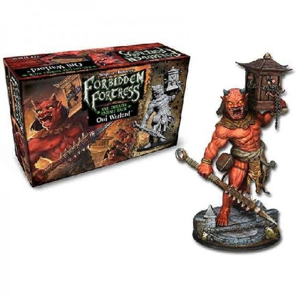 Shadows of Brimstone: Deluxe Enemy Pack – Oni Warlord XXL [Expansion]