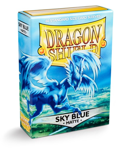 Dragon Shield: Matte – Sky Blue (60)