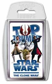 Top Trumps – Star Wars - The Clone Wars