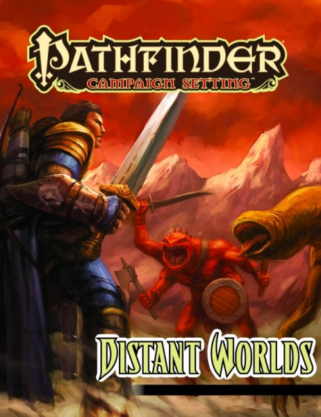 Pathfinder: Campaign - Distant Worlds