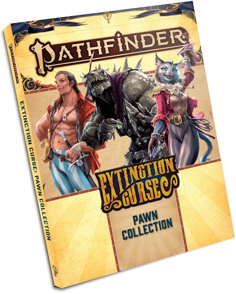 Pathfinder: Extinction Curse Pawn Collection