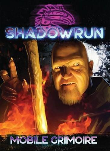 Shadowrun: Mobile Grimoire Spell Cards