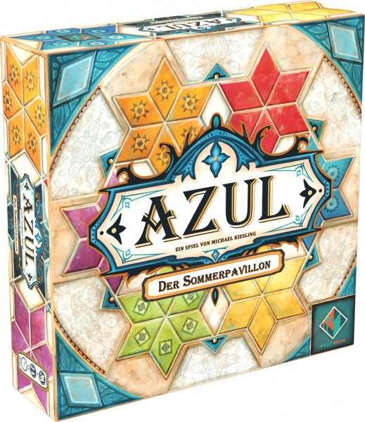 Azul – Der Sommerpavillon (Next Move Games)