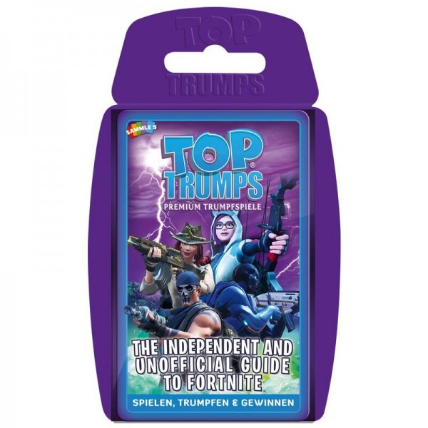 Top Trumps – Independent & Unofficial Guide to Fortnite