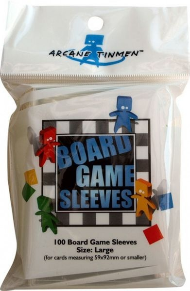 Board Game Sleeves: Large (100)