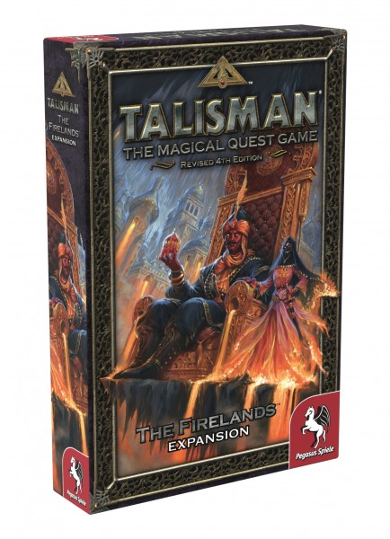 Talisman: The Firelands [Expansion]
