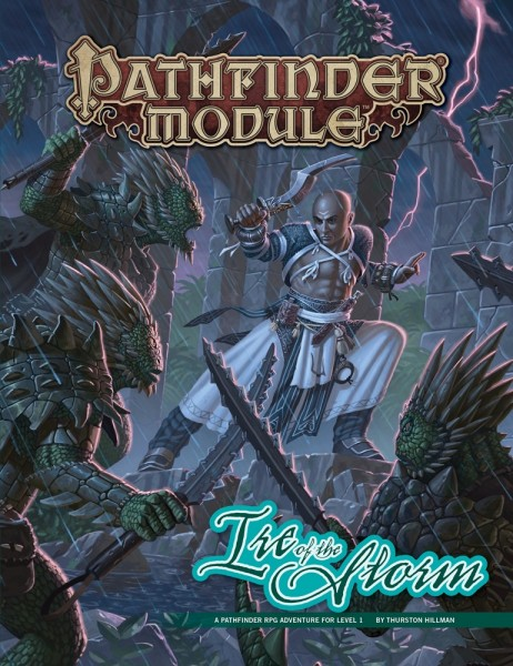 Pathfinder: Ire of the Storm
