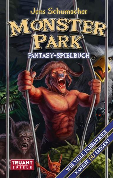Monsterpark – Fantasy-Spielbuch