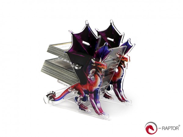Board Game Card Holders: Card Holder - 2L Dragon