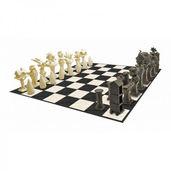 Schachspiel - Asterix