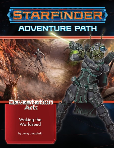 Starfinder Adventure Path #31