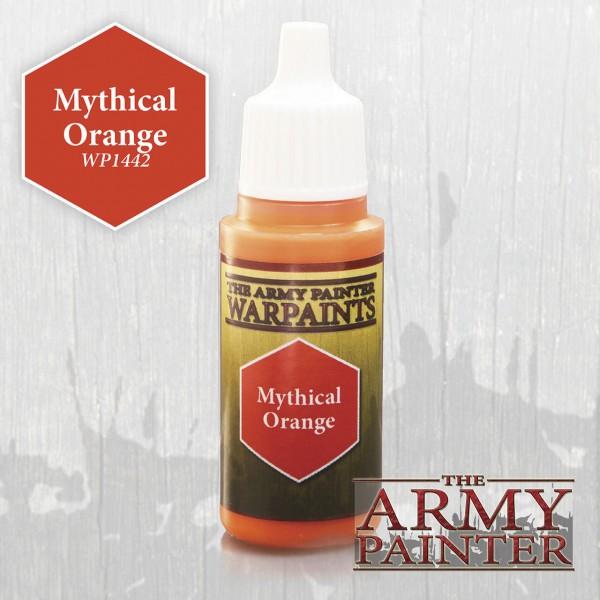 Army Painter Paint: Mythical Orange