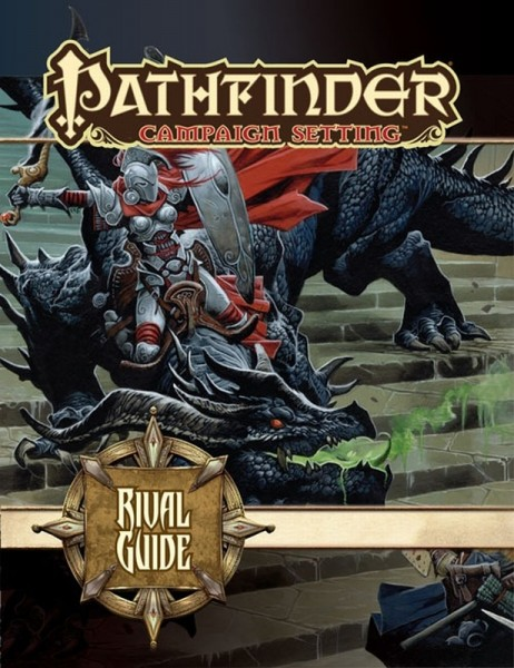 Pathfinder: Campaign Setting - Rival Guide