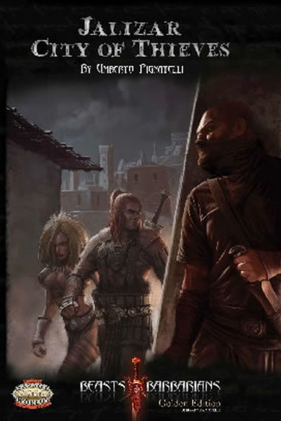 Savage Worlds: Jalizar, City of Thieves