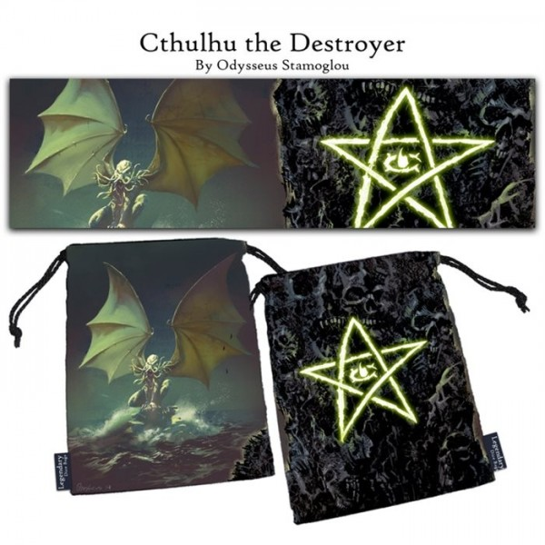 Legendary Dice Bag: Cthulhu the Destroyer