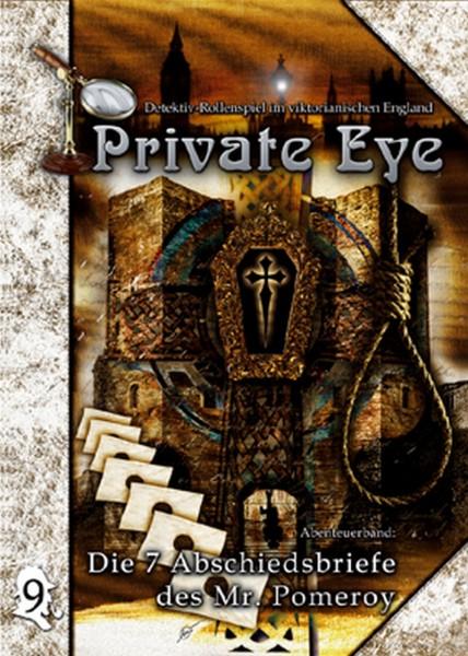 Private Eye 9: Die 7 Abschiedsbriefe des Mr. Pommeroy