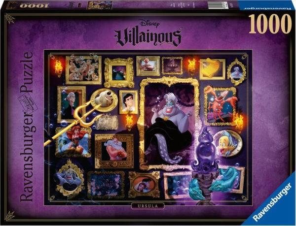 Puzzle: Villainous - Ursula (1000 Teile)