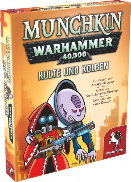Munchkin Warhammer 40.000: Kulte und Kolben (Erweiterung)