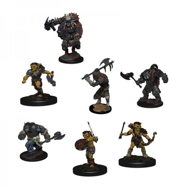 D&D Icons of the Realms: Monster Pack - Village Raiders (7)
