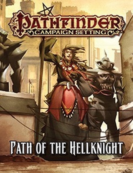 Pathfinder: Path of the Hellknight
