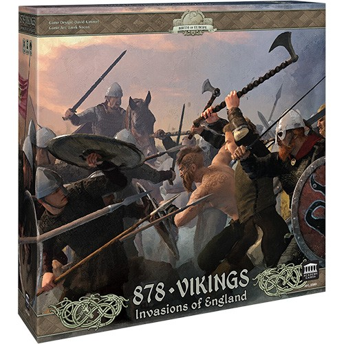 878 Vikings: Invasion of England 2nd