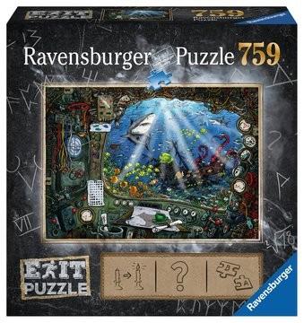 EXIT Puzzle: Im U-Boot (759 Teile)