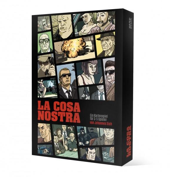 La Cosa Nostra (deutsch)