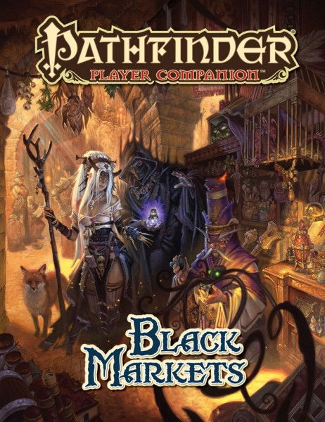 Pathfinder: Black Markets